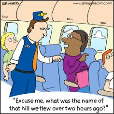 That hill - Jetlagged Comic #aviationhumorlife