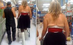 funny pictures of people at walmart #