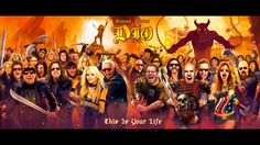 Corey Taylor  covering Dio's Rainbow in the Dark from the Dio tribute album This Is Your Life  http://metaldescent.com/root-heavy-metal