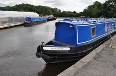 Mucky Duck - Blackwater Meadow Marina. A 55ft 2001 Southwest Durham Steelcraft 6 berth cruiser stern narrowboat. Available after 1st October 2017. Visit www.abcboatsales.com for more information. Canal Boat, Narrowboat, Boats For Sale, Durham, October