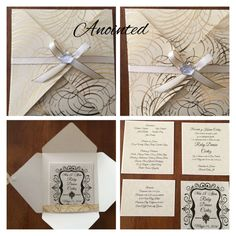 Quinces invitations