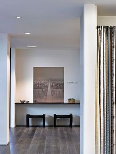 Project: Holly Hunt Showroom. Firm: Gensler. Location: Dallas, Texas.