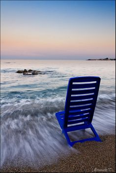 ~*Sit with me in the sea*~