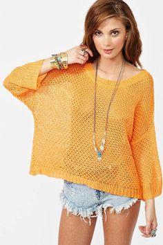 Beach Day Knit