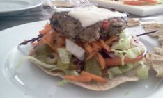 Hamburguesa de frijol/poroto/alubia negro en HazteVegetariano.com