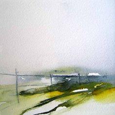 Akvareller - Göran Dalgrens konst