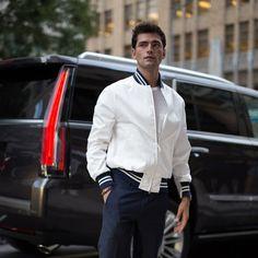 Street Style - NYFW: Men's July 2017 - Day 1
