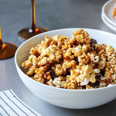 Matzek's Bacon Caramel Corn