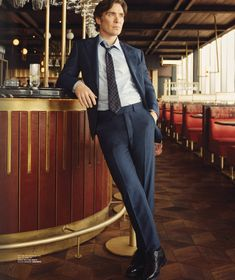 The actor on due diligence, the sartorial impact of Peaky Blinders, and his hopes for the future Peaky Blinders Thomas, Cillian Murphy Peaky Blinders, Tony Soprano, Aesthetic People, Walter White, Dapper Gentleman, Christopher Nolan, Dressed To The Nines, Pretty Men