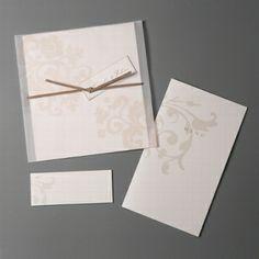 """Hochzeitskarten-Sets Kartenset """"Gabrielle"""" - weddix"""