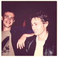 Freaks and geeks James Franco and Jason segel