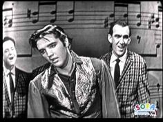 Elvis' third and final appearance on Ed Sullivan show on January 6, 1957, contains the legendary moments when the CBS censors would not allow his entire body to be shown. Seen only from the waist up and still the most exciting man that ever lived!!!