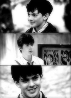 From the beginning...to the end: Edmund. My favorite character in the movies!!!!!!!!  (Except for Lucy of course :)