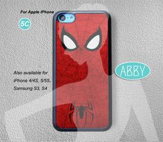 iPhone 5c case cute iPhone 5c case Spiderman by DesignerAbby, $8.99