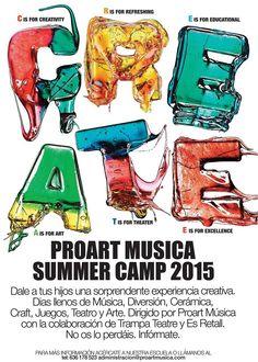 Summer camp PROARTmúsica