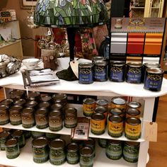We offer General Finishes stains, glazes, metallics and topcoats!  Open until 5pm Saturdays! #generalfinishes #gelstain #glazes #paintedfurniture #paintsupplies #shopwoo #shoplocalma #graftonma #shoplocal  (at Signature Finishes)