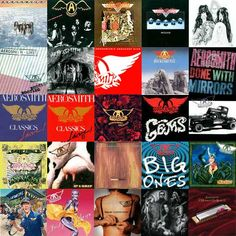 An Assortment of Aerosmith