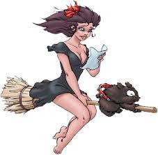 Красивые картинки ведьма на метле (32 фото) • Прикольные картинки и юмор |  Ведьма, Метла ведьмы, Картинки