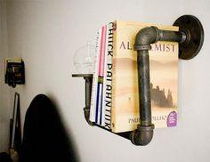 お部屋をスタイリッシュに変身させるDIY本棚いろいろ - DNA