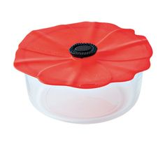 Charles Viancin Poppy Silicone Lid