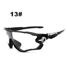 13d8b8f099a2 Cycling Glasses Bike Goggles for women men Outdoor Sports Sunglasses UV400  Big Lens Spectacles Sunglasses