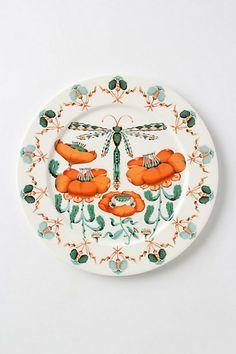 Lohja Dinnerware - Anthropologie