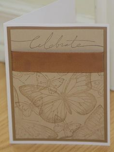 Flight of the Butterflies by mayodino - Cards and Paper Crafts at Splitcoaststampers