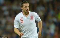 For club and country--Phil Jagielka