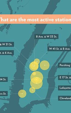 8   New York's Love Affair With Citi Bike, Visualized   Co.Exist   ideas + impact