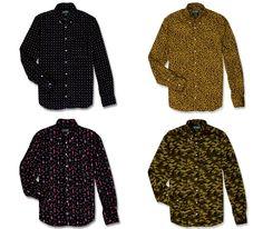Gitman Bros Vintage shirts (Fall/Winter 2013)
