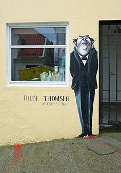 Hilde Thomsen . Stavanger Norway