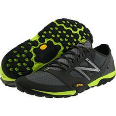 I fell in love with the Merrells, but people are gorillas for the New Balance MT20 line...
