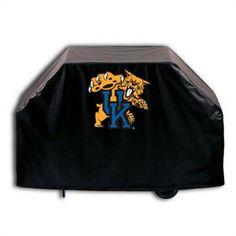 Kentucky Wildcats Wildcat Black 60' Grill Cover