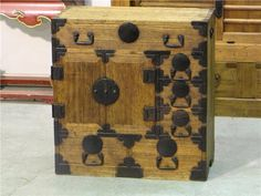 Japanese Shop Chest…ON HOLD A – Edo Arts
