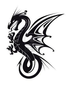 black dragon tattoo - Google Search