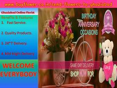 Send fowers to ghaziabad at great price get same day delivery online florist ghaziabad, send flowers to indirapuram, florist in indirapuram send gift to ghaziabad, midnight services available. Fast Flowers, Send Flowers, 24 7 Delivery, Online Florist, Valentine Day Special, Teachers' Day, Flowers Online, Flower Delivery, Red Roses