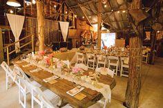 Our wedding at The Boomerang Farm