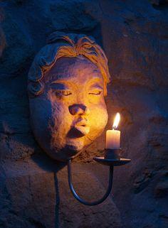 Cherub and Candle