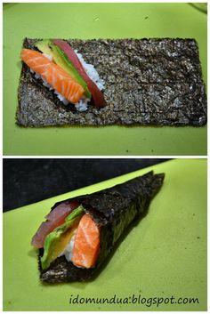 Temaki (sushi)