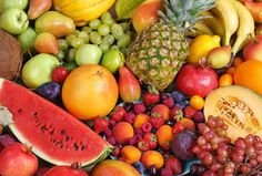 Variety of Fruits at the Market jigsaw puzzle Variety Of Fruits, Fruits And Veggies, Vegetables, Puzzle Of The Day, Fruit Salad, Carne, Pineapple, Jigsaw Puzzles, Mango