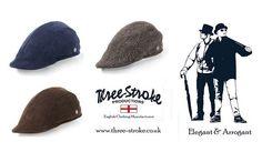 Three Stroke Productions : Elegant & Arrogant #threestroke