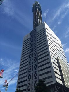 NTT Docomoメディアタワー
