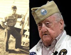 """U.S. Army and World War II Veteran Edward """"Babe"""" Heffron, known from the book and television miniseries """"Band of Brothers,"""" died yesterday at the age of 90. Heffron served with the 2nd Battalion, 506th Parachute Infantry Regiment of the 101st Airborne Division, better known as Easy Company. He fought in major battles during the European campaign, including the Allied landing at Normandy, and the Battle of the Bulge."""