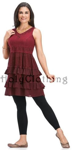 Shop Shania Playful Gypsy Ruffle Chiffon Hem & Lace Mini Sun Dress In Burgundy Wine : http://holyclothing.com/index.php/shania-playful-gypsy-ruffle-chiffon-hem-lace-mini-sun-dress.html Repins are always appreciated :) #HolyClothing #fashion #Bohemian # Gypsy #Ruffle #ChiffonHem #ChiffonLace #Vintage #Sun #Dress