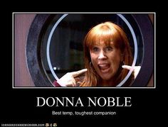 Donna is my definite favorite companion. I know that the Doctor is supposed to be with Rose, but Donna is his best friend. He needs Donna. Bbc Doctor Who, Tenth Doctor, Good Doctor, Cry Like A Baby, Rory Williams, Donna Noble, David Tennant, Dr Who, Superwholock
