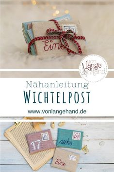 Post vom Wichtel Jingle Bells, Merlin, Elf On The Shelf, Kindergarten, Gift Wrapping, Christmas, Kids, Ideas For Gifts, Wrapping Gifts