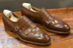 When I first got into the shoe industry (selling shoes at Nordstrom), I used to hate loafers that had kilties on them, especially when they were paired with tassels. It was simply a bombardment of …