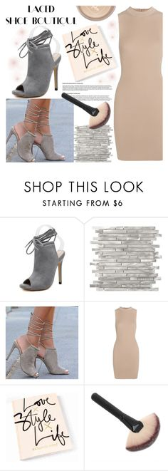 """""""LACED SHOE BOUTIQUE"""" by gaby-mil ❤ liked on Polyvore featuring Tart"""