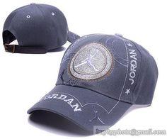 c12820adef615c Men s   Women s Air Jordan The Jumpman Logo Circle Patch Embroidery  Leather… baseball caps yang
