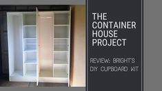 Review: Bright's DIY Cupboard Kit - Small Scale Engineering
